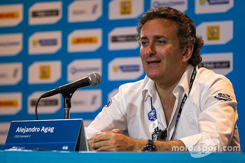 Alejandro Agag: charla exclusiva con el jefe de la Fórmula E– Parte 1