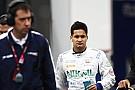 Julián Leal anuncia su retiro de GP2