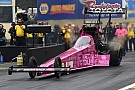 NHRA Antron Brown surging towards second title