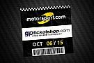 Motorsport.com en GPTicketShop.com kondigen wereldwijde samenwerking aan