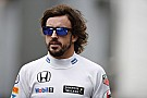Alonso says he will see out McLaren F1 contract