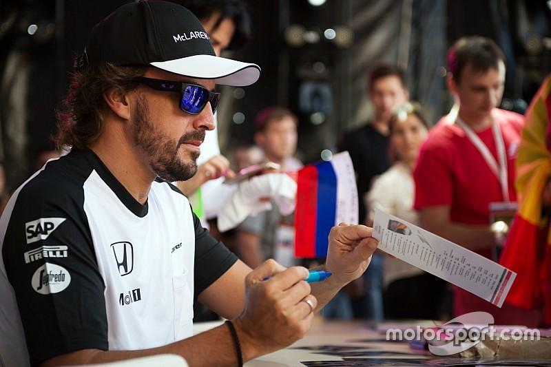 Alonso volverá a ser penalizado en Sochi