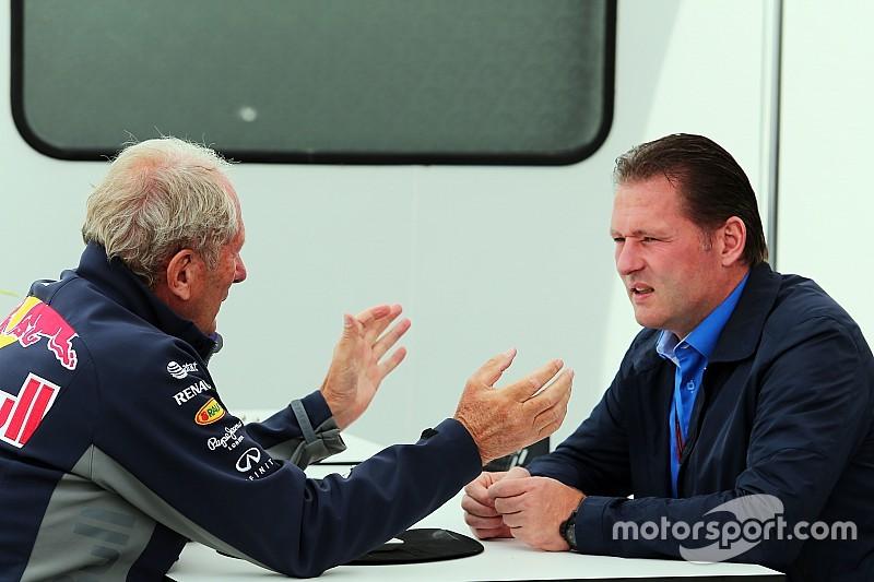 Jos Verstappen bezorgd over motorensituatie Toro Rosso