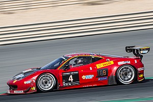 Endurance Qualifying report Matteo Malucelli puts Scuderia Praha Ferrari on pole for 12H Epilog BRNO