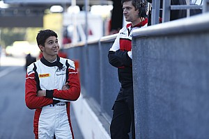 GP3 Qualifying report Sochi GP3: Ocon grabs pole in hectic qualifying session