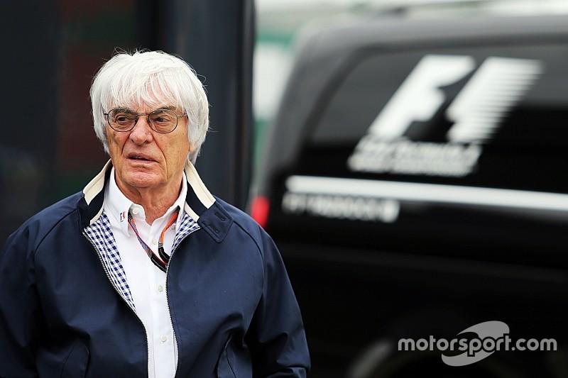伯尼重返F1董事会