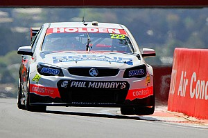 V8 Supercars Practice report Percat quickest in Bathurst 1000 warm-up
