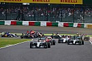 Faster 2017 F1 rules tweaked to deliver leap
