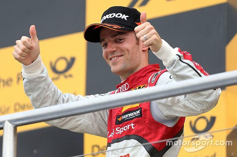 DTM-Finale Hockenheim: Jamie Green siegt, BMW holt den Titel