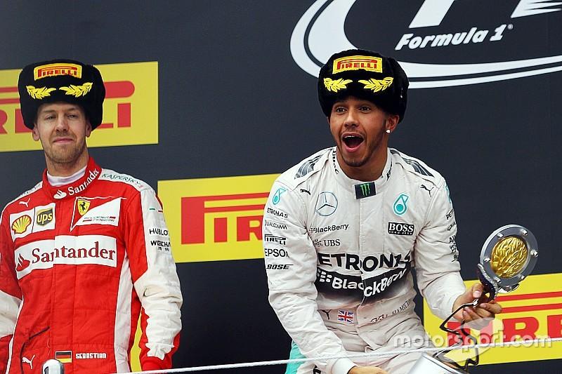 Hamilton sabe que todo sigue abierto