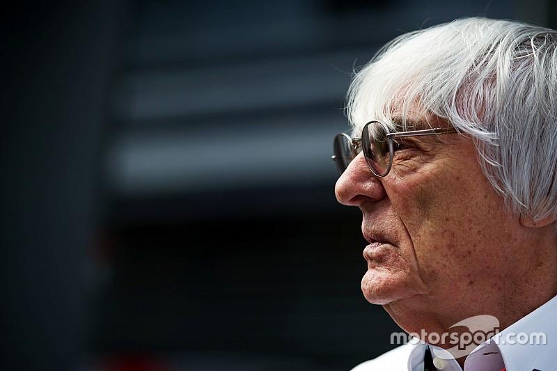 Ecclestone quiere imponer los V8 en la F1 en 2016