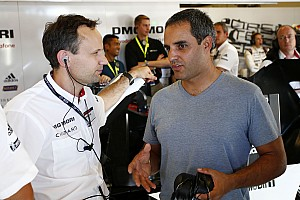 WEC Breaking news Porsche confirms date for Montoya LMP1 test