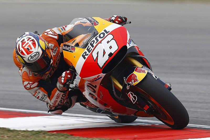 Sepang MotoGP: Pedrosa on pole, Rossi outpaces Lorenzo