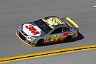 Jeff Gordon takes pole position at Talladega
