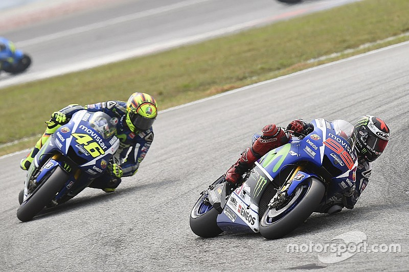 Yamaha scores tenth double podium in Sepang