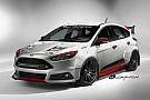 Ford toont een brute Focus ST voor SEMA