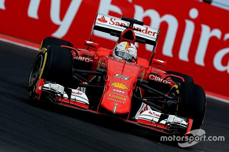 Vettel in de aanval: 'Nico het voornaamste doel'