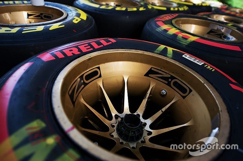 Pirelli confirma la prueba de neumáticos en Abu Dhabi