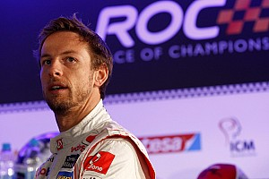 General Breaking news Jenson Button to make Race of Champions return