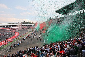 Formula 1 Interview Mexican GP will get bigger and better, says Slim