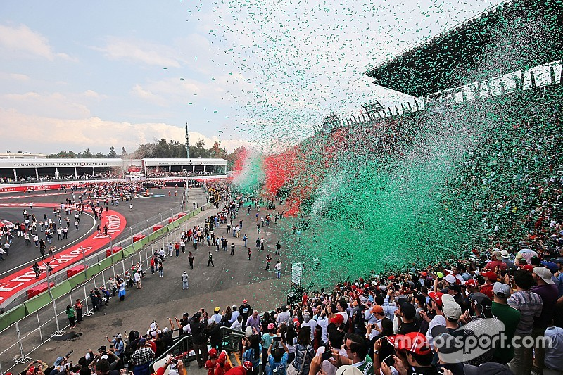 Mexican GP will get bigger and better, says Slim
