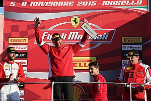 Ferrari Interview Race winner 'Babalus' still has passion, after all