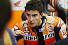 Márquez no hace caso a las acusaciones de Rossi