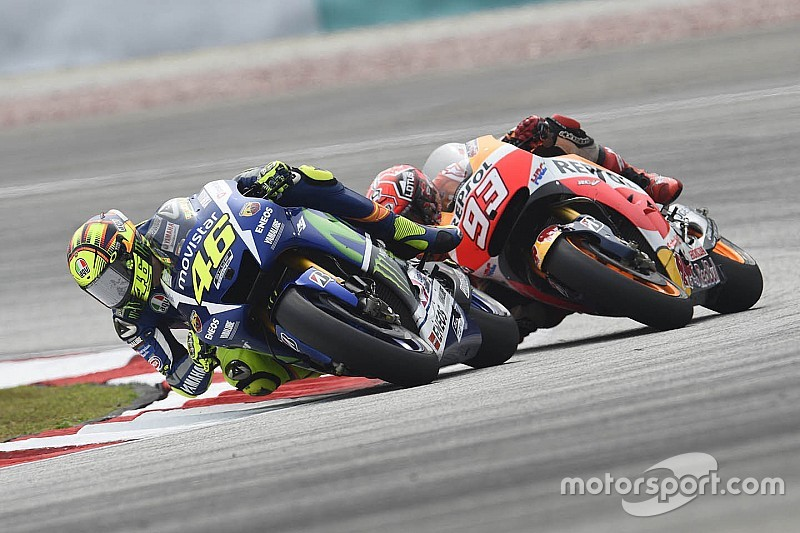 Lorenzo says Sepang error cost Rossi the title