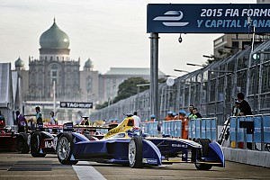 Formula E Press conference Putrajaya ePrix: Alain Prost and Jean-Paul Driot debrief