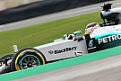 Brazilian GP: Hamilton spins but goes fastest in FP3