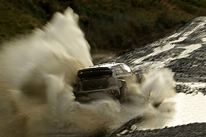 WRC Leg report Wales WRC: Ogier increases lead over Meeke as Day 2 concludes