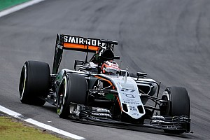 Formula 1 Race report Interlagos: Sahara Force India secured fifth place in the championship