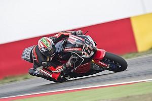 World Superbike Breaking news Hayden completes maiden WSBK test at Aragon