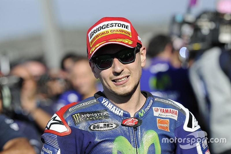 Lorenzo mist Race of Champions