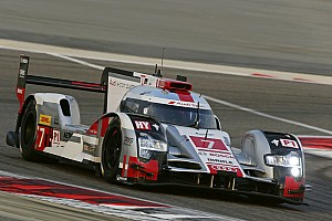 WEC Practice report Bahrain WEC: Audi fights back in second practice