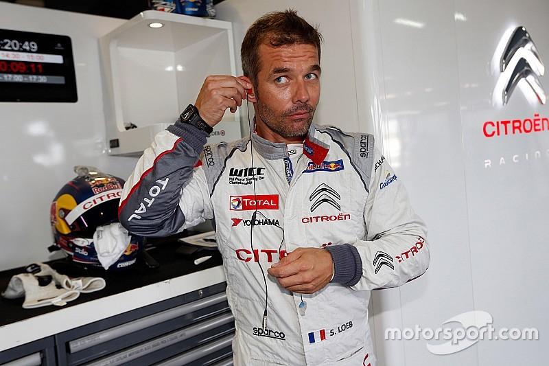 Loeb verrast door beëindiging WTCC-programma Citroën