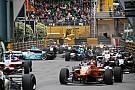 سباقات الفورمولا 3 الأخرى جونكاديلا: لم يكن بوسعي تفادي الحادث