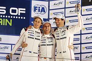 WEC Race report Bahrain WEC: Webber crowned world champion as Porsche prevails