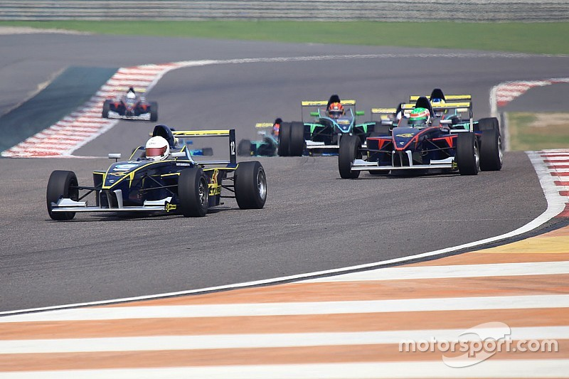 Stage set for JK Racing finale at Buddh circuit