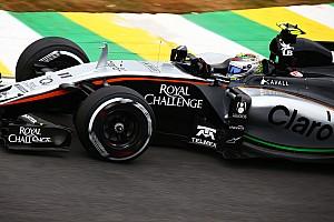 Формула 1 Комментарий Перес считает сезон-2015 лучшим в своей карьере