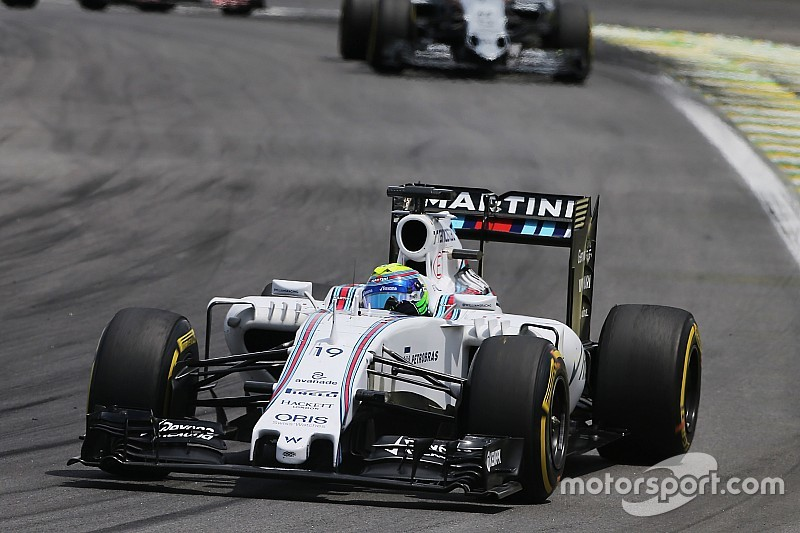 Williams did nothing wrong in Brazil - Massa