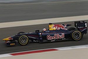 GP2 Practice report Abu Dhabi GP2: Gasly leads ART duo in practice