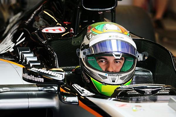 Fórmula 1 Últimas notícias Perez acha que não conseguirá manter o 4º lugar na corrida