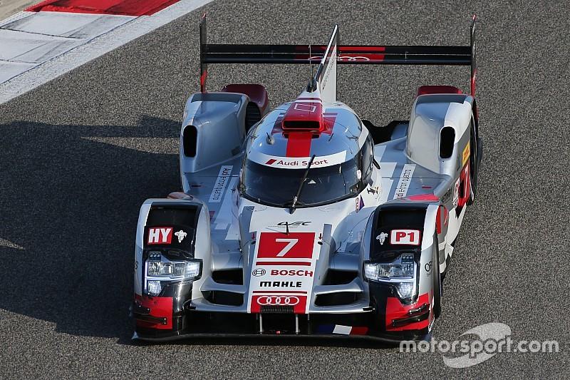 Audi met ongewijzigde line-up in WEC en DTM