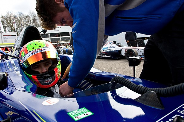 Formula Renault Norris announces packed programme in Formula Renault 2.0 and BRDC F4