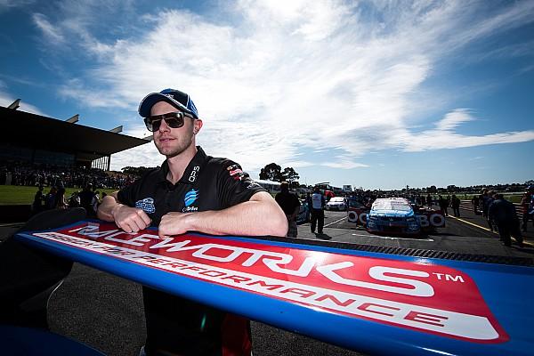 V8 Supercars Blanchard completes BJR move