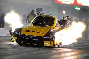 NHRA Breaking news Clifford: TV deal is key to making NHRA a