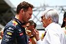 Ecclestone wil alternatieve F1-motor nog altijd introduceren