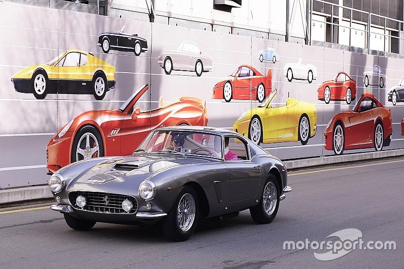 Het bijzondere verhaal van een beeldschone Ferrari 250 GT SWB