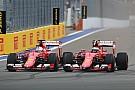 Raikkonen making Vettel